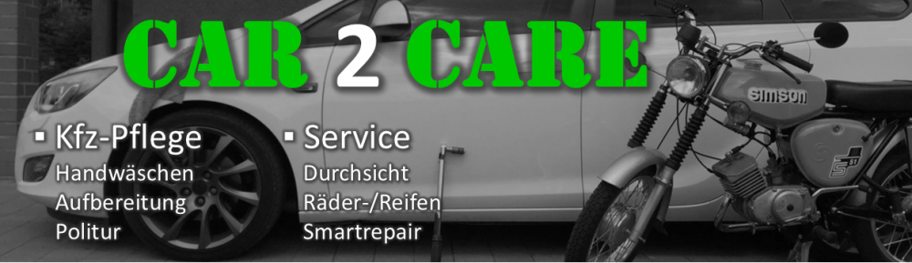 CAR to CARE